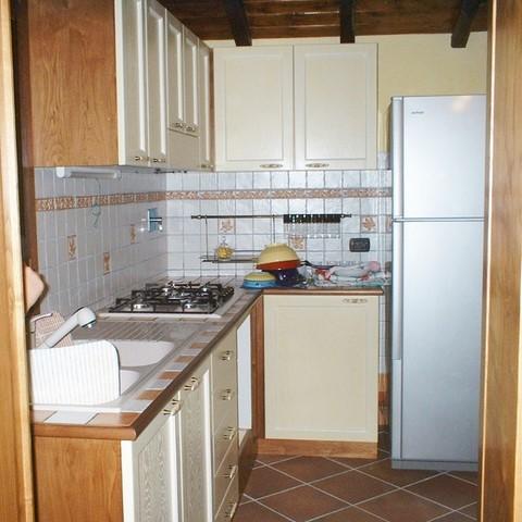 Cucine in legno su misura - Roma